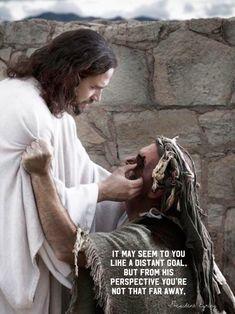 So true! I love my Savior!