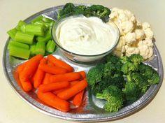 dipp til grønnsaker er godt - Matbok. American Food, American Recipes, Snacks Under 100 Calories, Best Diets, Broccoli, Mashed Potatoes, Healthy Life, Dips, Asian