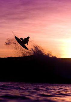 Yadin Nicol, taking advantage of the early setting sun. Photo: DJ Struntz