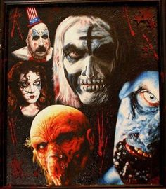 House of 1000 Corpses Rob Zombie film