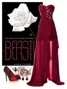 """""""Beastly"""" by rubysal ❤ liked on Polyvore featuring Annoushka and modern"""