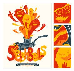 Delicious Design League: Sleigh Bells Poster
