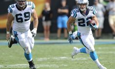 Week 3 sign of things to come for Christian McCaffrey with Panthers = When the Carolina Panthers selected running back Christian McCaffrey with the eighth pick of the 2017 NFL Draft, they knew they were selecting a.....