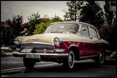 GAZ M21 Volga - null