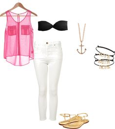 """""""Untitled #1"""" by kpswimgirl on Polyvore"""
