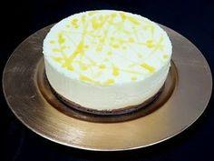 Diabetic Cake, Diabetic Recipes, Healthy Recipes, Healthy Food, Sin Gluten, Kitchen Recipes, No Bake Cake, Vanilla Cake, Cheesecake