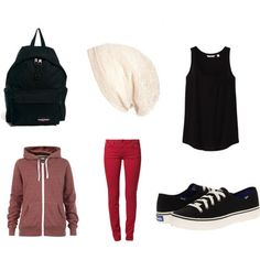 winter outfit (skater)