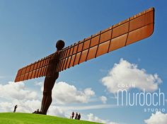 Angel of the North - Fine Art Photography For Sale at www.colinmurdochstudio.smugmug.com