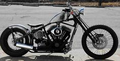 Custom Harley | Bobber Inspiration - Bobbers and Custom Motorcycles August 2014