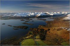 Loch Lomond and the Trossachs National Park, Scotland