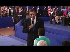 """Child Asks Obama:""""Why Do People Hate You?"""""""