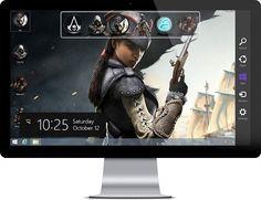 Assassins Creed SkinPack Windows 7-8-8.1-v1.0