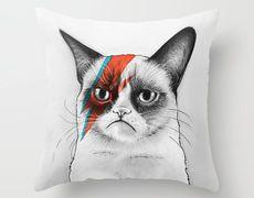 grumpy cat no espaço - decoração society no enjoei :p