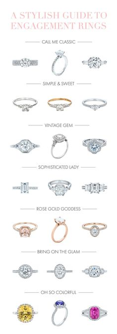 What's your engagement ring style? Find the Perfect Engagement Ring with Joseph Jewelry!