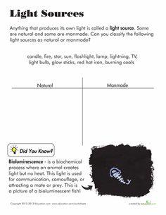 1000 images about light energy on pinterest worksheets 3rd grade reading and science. Black Bedroom Furniture Sets. Home Design Ideas