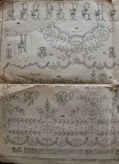 White embroidery n ° 227 – February 1919 Source by Paper Embroidery, Embroidery Transfers, Silk Ribbon Embroidery, White Embroidery, Vintage Embroidery, Smocking Patterns, Hand Embroidery Patterns, Embroidery Stitches, Embroidery Designs