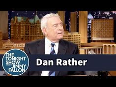 Jimmy Fallon calls him 'voice of reason' as disgraced Dan Rather tells press to be 'respectful' to Trump | BizPac Review