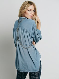 Free People Crystal Harness Vest, $68.00