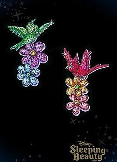 """Chopard gets Christmassy and launches """"Disney Princess Collection"""" - Sleeping Beauty  #disney #disneyjewelry #chopard"""