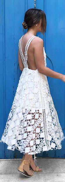 Crochet L W D Fall Inspo by Friend In Fashion
