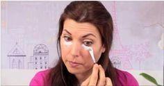 Passe bicarbonato de sódio debaixo dos seus olhos - o que vai acontecer surpreenderá você! | Cura pela Natureza