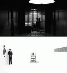 The Man Who Wasn't There (2001) Directed by: Ethan Coen, Joel Coen Cinematography: Roger Deakins, ASC, BSC Cameras: Arriflex 535B, Cooke S4 lenses Format: 35mm (Kodak Vision 320T 5277 / bleach...