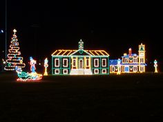 Ashland, KY : Christmas in Central Park