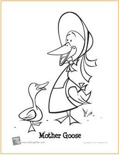 goosey lucy coloring pages - photo#16
