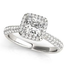 G Diamond Ring [short]Get Diamonds Direct engagement rings are available white, yellow or rose gold. Platinum available on special request. Princess Cut Engagement Rings, Halo Diamond Engagement Ring, Square Engagement Rings, Thing 1, Princess Cut Diamonds, Princess Cut With Halo, White Gold Diamonds, Rose Gold, Round Diamonds