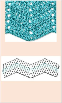 Crochet Square Patterns, Crochet Diagram, Crochet Blanket Patterns, Crochet Motif, Crochet Stitches, Free Crochet, Knitting Patterns, Fillet Crochet, Crochet Shirt