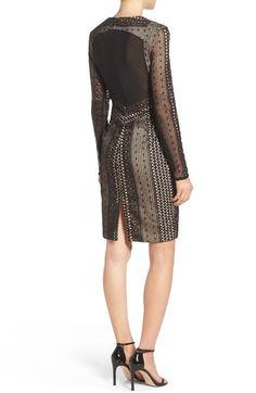Main Image - Bardot Allegra Lace Sheath Dress