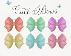 Watercolor makeup clip art Cute Important girl's by printiteasy