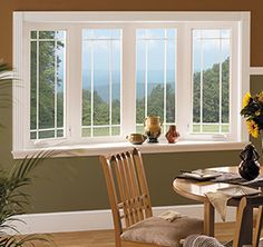 Bow window...Bay and Bow Windows from Pella | Pella.com