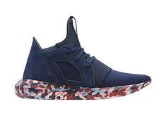 new style 6c5a3 020f6 Promotion Adidas Tubular Defiant Trainer Navy Blue Pink Rita Ora Adidas,  Air Jordan