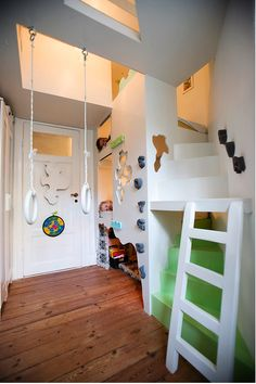Amazing kids room  -  I WOULD KILL FOR THIS