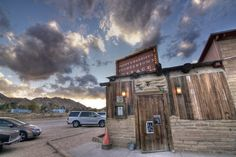 Pappy & Harriets in Pioneertown - not technically LA but that's why we love it.