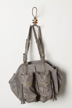 Auntie is going to need one of these. Diaper bags have to be fashionable, obviously!
