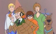 Scooby Doo (with Don Knotts - best episode ever)