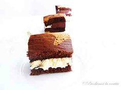 Prajitura cu crema de ciocolata si visine ~ Bucatar maniac si prietenii recipe