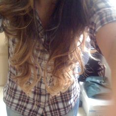 #ombre #highlights #me