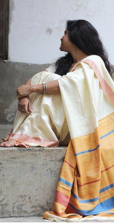 Organic Cotton Kumbha Collection by Sayan Chanda