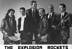 THE EX[PLOSION ROCKETS