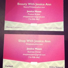 Market america business tip tuesday business marketamerica new business cards so excited prettyinpink businesswomen jessicaann colourmoves