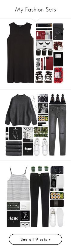 """My Fashion Sets"" by onedirectiondress ❤ liked on Polyvore featuring Monki, Zara, Neutrogena, Pop Beauty, Case-Mate, NARS Cosmetics, Sloane Stationery, Charlotte Russe, Brinley Co and Anine Bing"