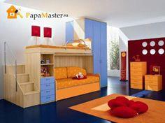 Идеи для дизайна детской комнаты (фото)   Папа мастер!