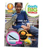 God's Big WORLD<br />