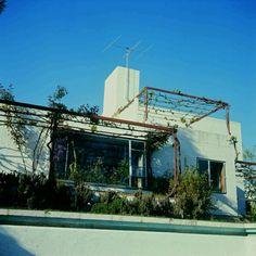 Casa-estudio CANO LASSO (Julio Cano Lasso. Urbz. La Florida, Madrid, 1955-69).