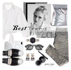"""Best Trend of 2016"" by goreti ❤ liked on Polyvore featuring sass & bide, Chanel, Illesteva, Fendi, Johanna Ortiz, Timbuk2, Olivia Burton and besttrend2016"