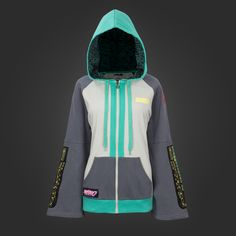 yes!! Size: Medium  Miku Unisex Hoodie