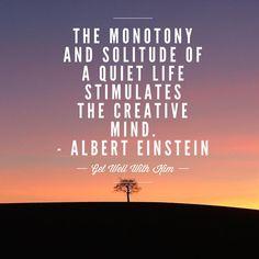 A great #alberteinstein #quote